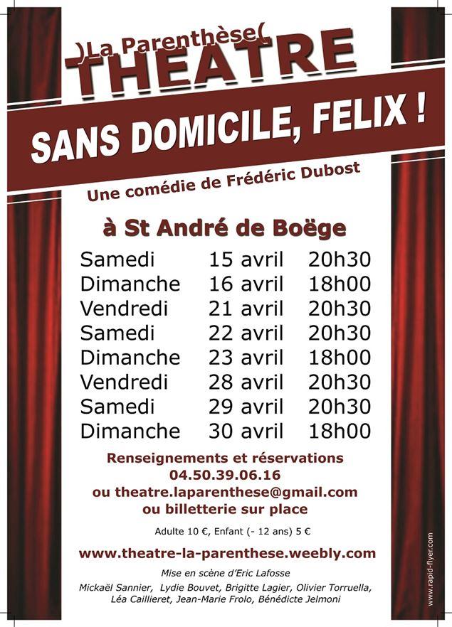 51560 theatre sans domicile felix fiche