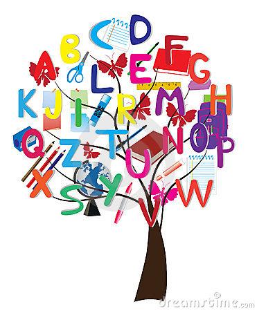 Arbre d alphabet 19038256