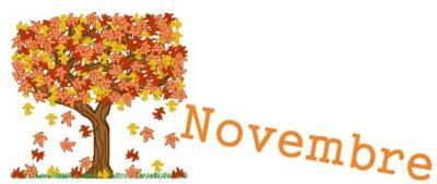 Novembre arbre