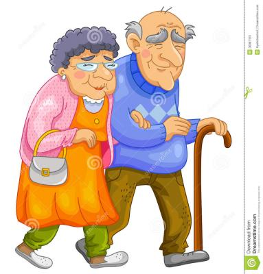 Vieux couples heureux 36987161